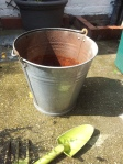 An old bucket