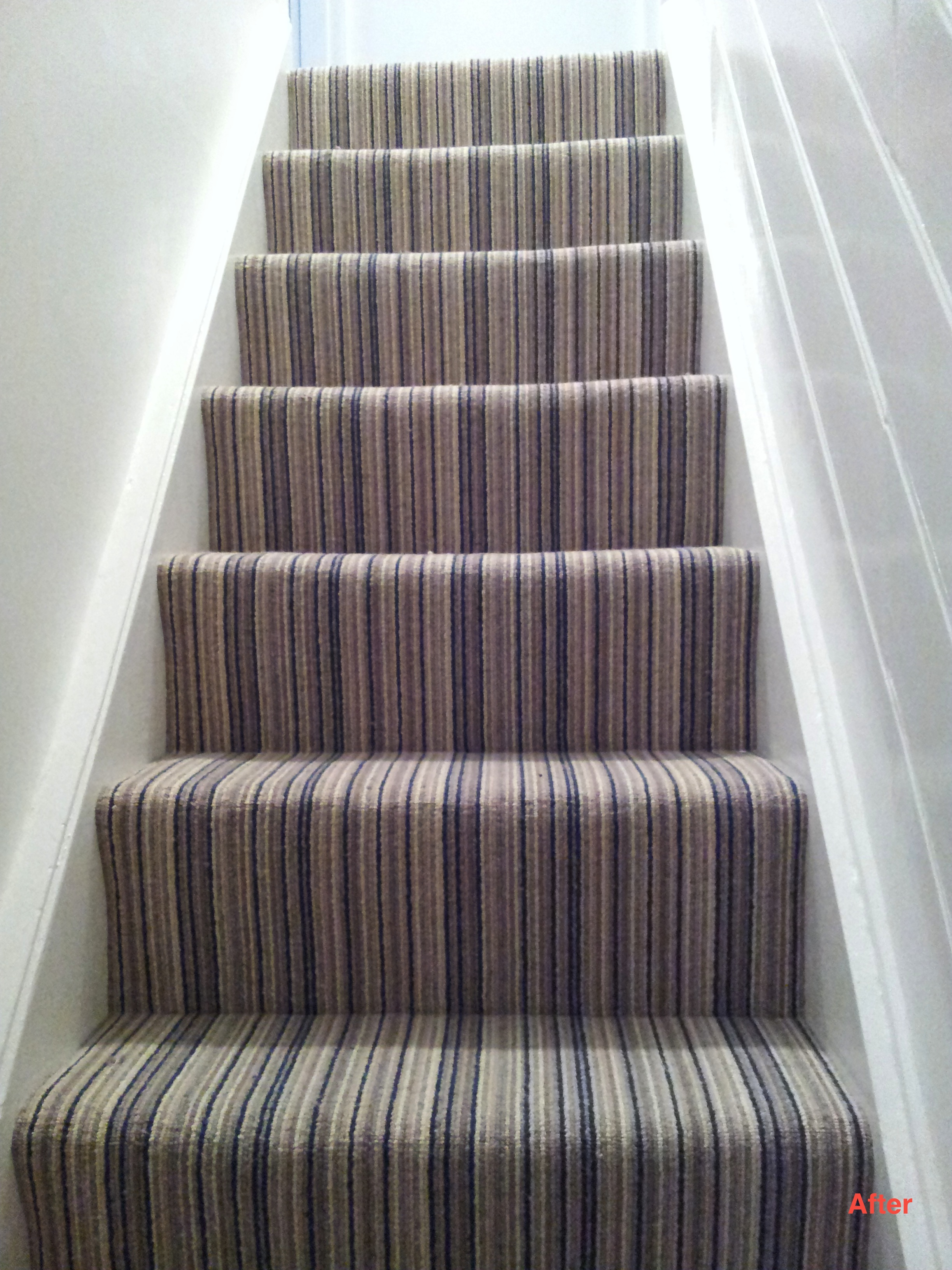 Carpet funky long feb walls idea homes sisal carpet every for Hall stairs carpet ideas
