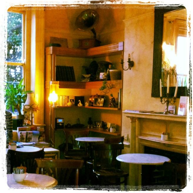 Montparnasse cafe Kensington