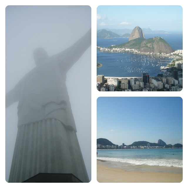 Christo Redentor, Sugarloaf and Ipanema beach