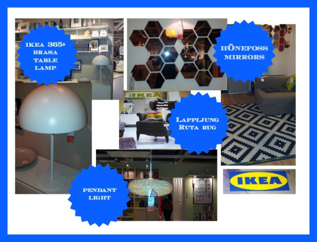 Ikea showroom