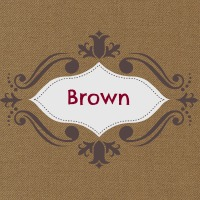 brown colour