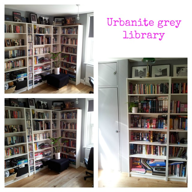 Urbanite grey library