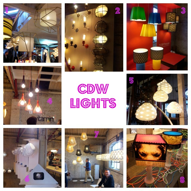CDW favourite lights
