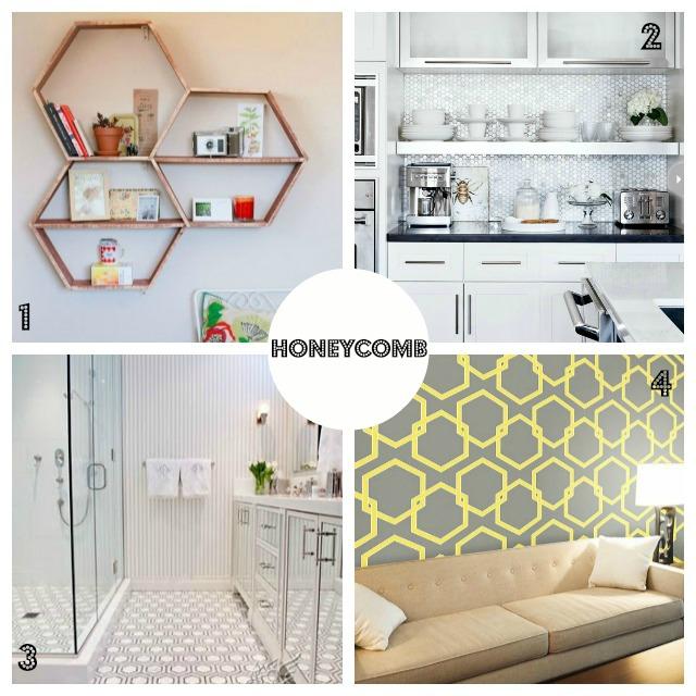 Honeycomb design trend