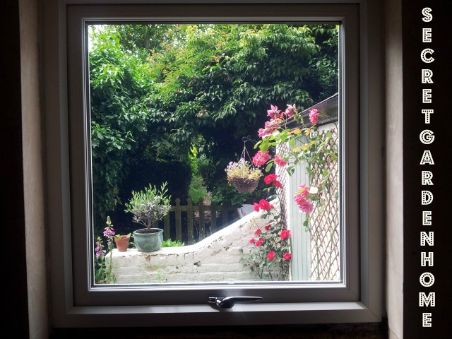 secretgardenhome  kitchen window