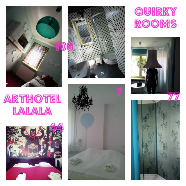 arthotel lalala rooms