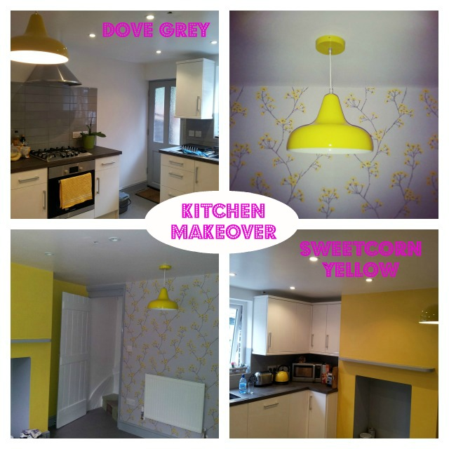 Yellow and dove grey kitchen1