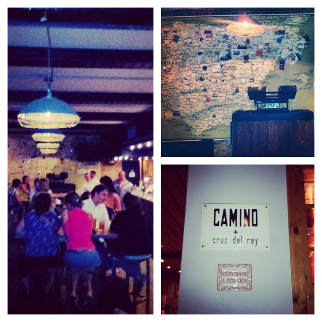 Camino tapas Kings Cross