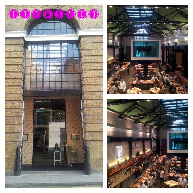 Tramshed London Shoreditch