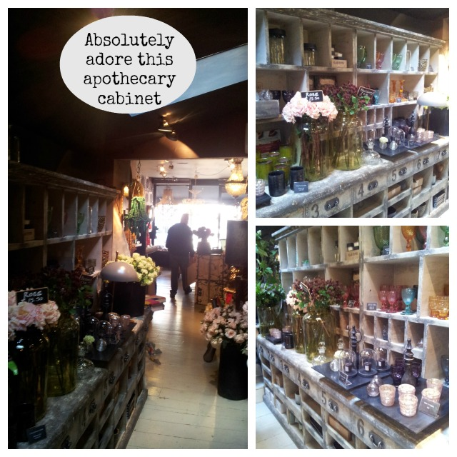 Apothecary cabinet Atelier Abigail Ahern
