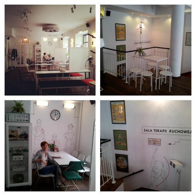 Przychodnia bar in Warsaw Poland 2