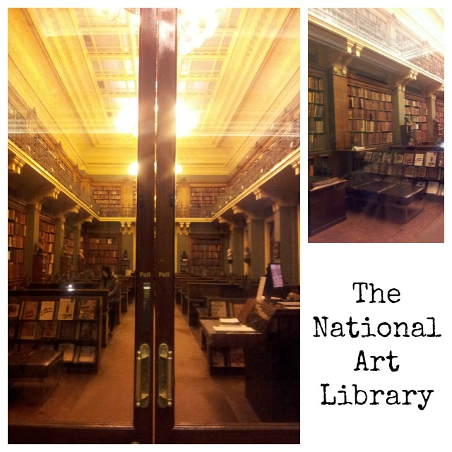 The National Art Library