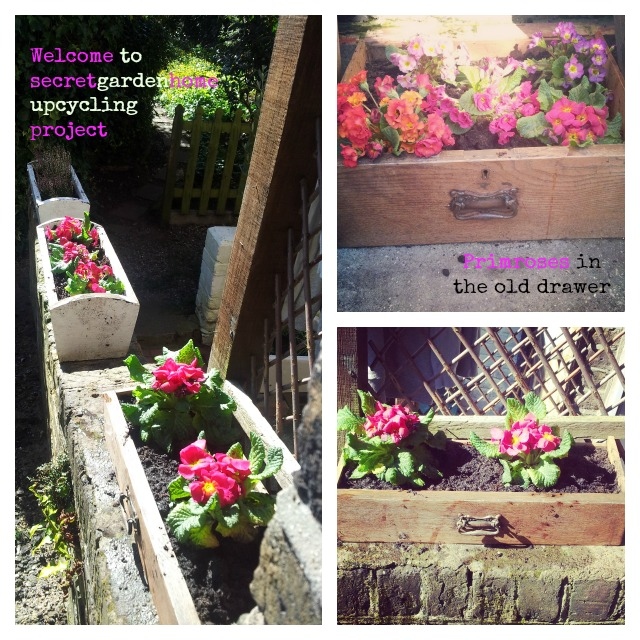 secretgardenhome upcycling garden project
