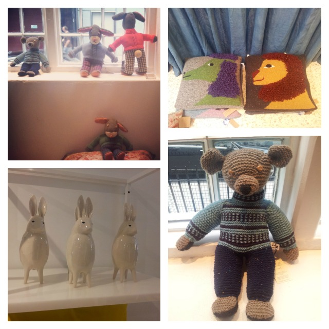 The New Craftsmen woolen toys and animal theme