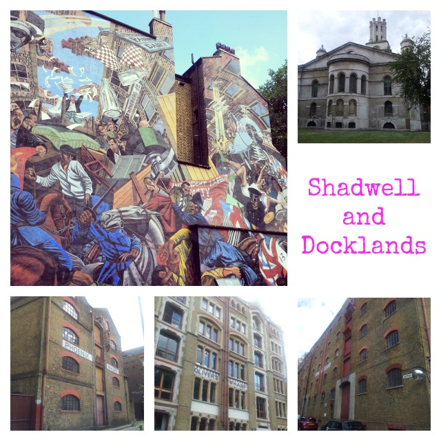 Shadwell and Dockland