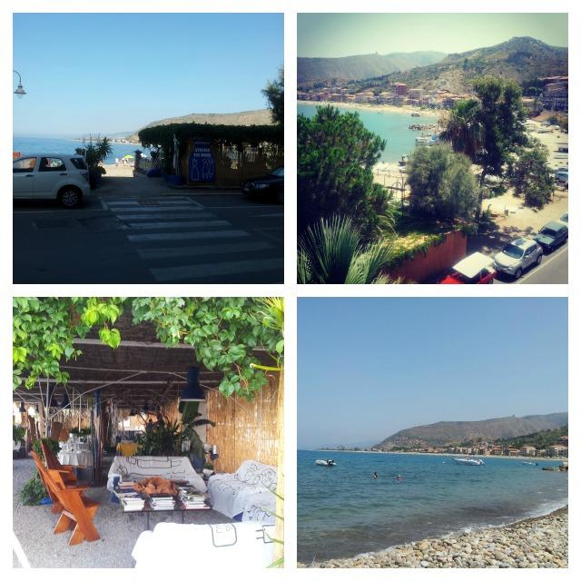 Atelier sul mare, beachfront, Tusa, Sicily
