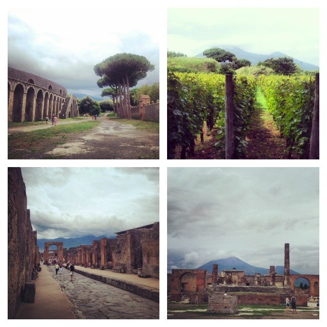 Pompei, Italy, Italian roadtrip