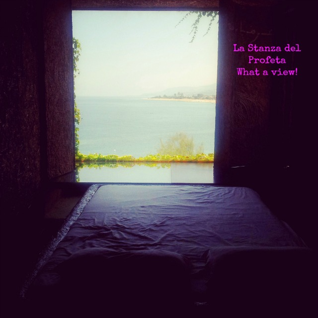 The Prophet room, Atelier sul mare