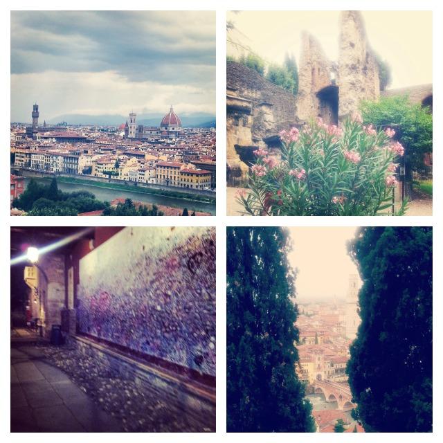 Verona, Italy, Italian roadtrip