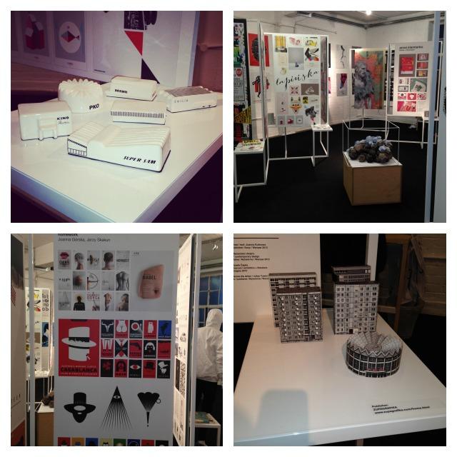 Designing Polska at Tent London, London design Festival 2014
