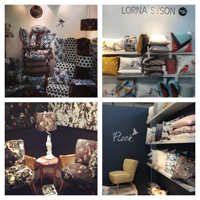 Tent London, LDF14, Textile designers
