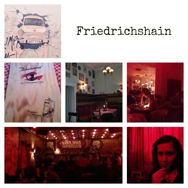 Friedrichschain, Berlin, Warschauer strasse