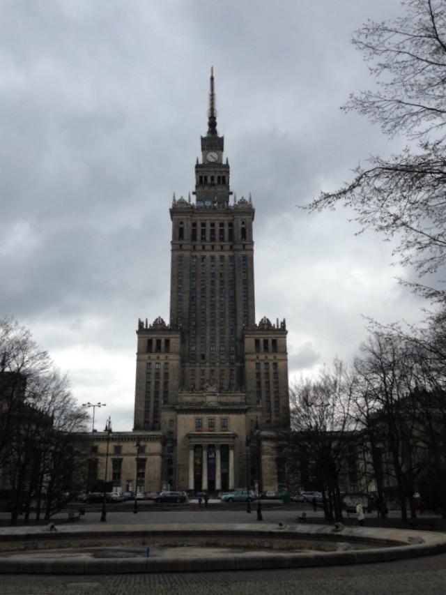 Palac Kultury, Palace of Culture and Science, Warsaw, Warszawa