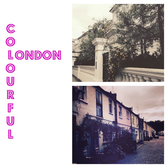 Colourful London, West London, Urban tourist