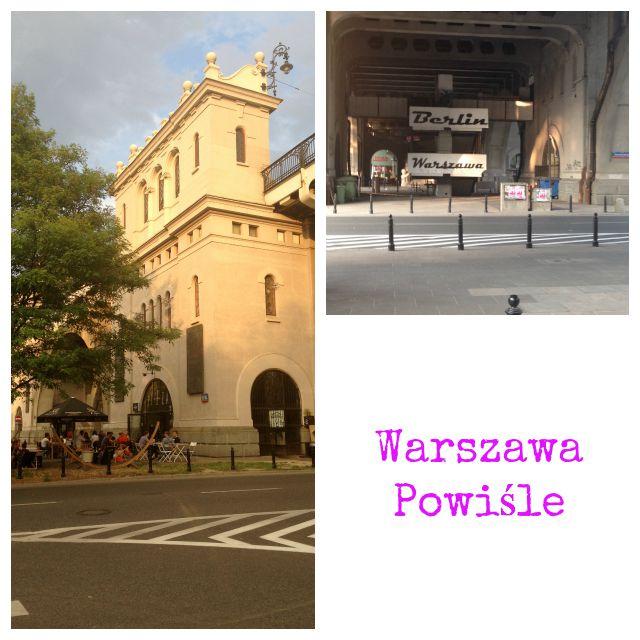 Warszawa Powisle like Berlin