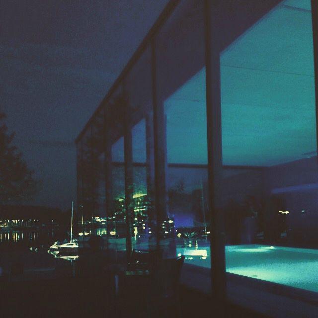 Przystan hotel&spa by night