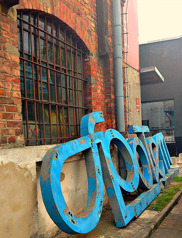 Spolem neon, Neon museum, Soho Factory