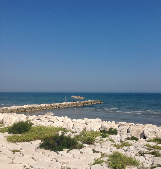 Lido, Venice, Adriatic sea
