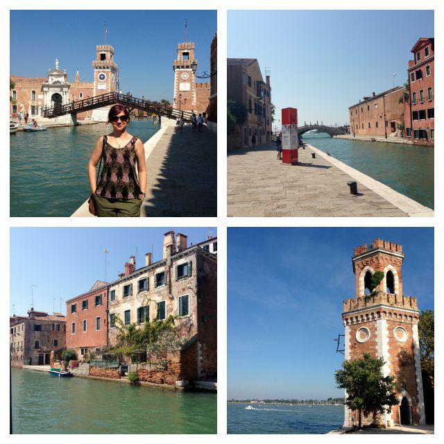 Venice Biennale 2015, Arsenale